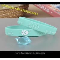 Quality Customize new style Debossed/Embossed/printed silicone wristband/silicone bracelet for sale