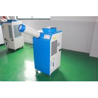 220V Portable Air Cooler Conditioner Spot Cooling Units Floor Standing CE Certification for sale