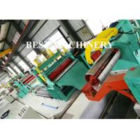Quality Heavy Duty Cutting to Length Custom Roll Forming Machine PLC Control System for sale