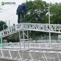 China High quality Factory aluminum stage frame truss structure/Event lighting spigot truss/Used aluminum truss for sale