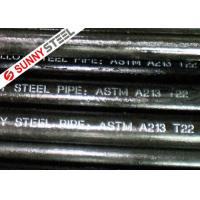Buy ASTM A213 T22 Seamless alloy pipe at wholesale prices