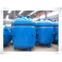 Quality Carbon Steel Natural Gas Storage Tank With Section Design 5000L 145psi Pressure for sale