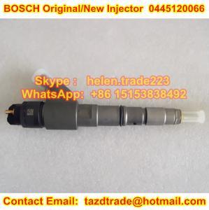 Quality BOSCH Original 0445120066 / 0 445 120 066  for DEUTZ, VOLVO 04289311/04290986 /20798114 for sale