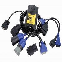 Quality USB Port Version 1.1, RAM 256M Construction Vehicle Interface Diagnostic Tools for Trucks for sale