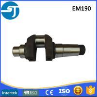 China Sichuan Emei EM185 EM190 steel diesel engine crankshaft forging for sale