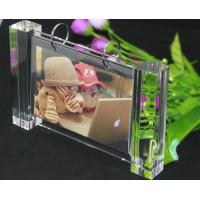 Quality acrylic desktop photo picture frame for sale