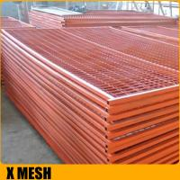 Buy cheap Temporary Fence Panels for Sale Wellington Temporary Fencing Supplier 2100mm x 2400mm Fence panels from wholesalers