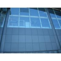 China Frameless Structural Glass Curtain Wall Partition Security Soundproof on sale