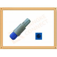 Quality Plastic Male Plug Push Pull 14 Pin Circular Connector PVC Insulation for sale