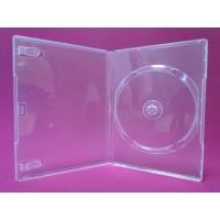 Quality 14mm standard DVD Case, Clear, Black for sale