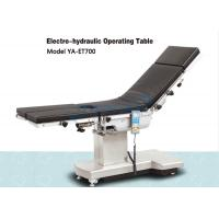 Buy cheap Electro-hydraulic Surgical OperatingTable SuitableForC-armandX-ray from wholesalers