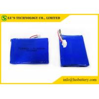 China 4000mAH 3.7V lipo Polymer Battery for Power Bank Tablet PC DVD PAD 805080 on sale