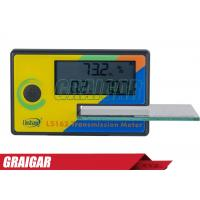 Quality LS162 Portable Solar Meter Film Transmission Meter 950nm For Transmission Value for sale