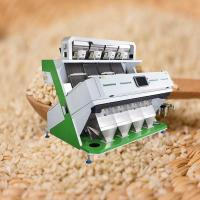 China CCD rice color sorter rice color sorter machine grain sorting machine for grain processing and rice mill on sale