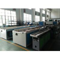 Quality Window / Door PVC Profile Extrusion Line High Output Capacity ABB Inverter for sale