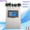 Buy cheap 5 in 1 ultrasonic cavitation liposuction machine tripolar rf skin tightening six from wholesalers