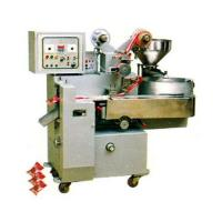 Quality lollipop wrapping machine with feeding system ALD-250B(upgraded) for sale