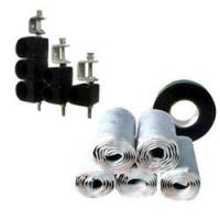 Quality 1/2 three way feeder cable clamp for sale