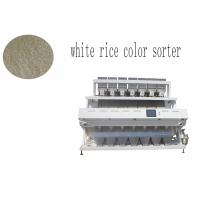 Quality CCD Rice Color Sorter 7 Ton/H Capacity Easy Operating With 448 Channels Intelligent for sale