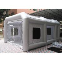 China Durable Used Portable Automotive Paint Booth 6 X 4 M CE / UL Certificated on sale