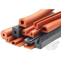 Quality Durometer Car Epdm Rubber Seal Extrusions 70 With Antifreeze Surface for sale
