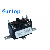 Quality Miniature Radiator Cooling Fan Motor Relay , Air Conditioner Fan Relay 18A 227VAC for sale