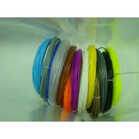 Buy cheap Eco - Friendly Glossy PLA 3D Pen Filament Printing Temperature 180℃~240℃ from wholesalers