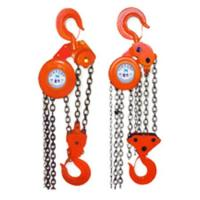 Quality 0.5-10T HS-VT chain pulley block, 0.5ton manual chain hoist for sale