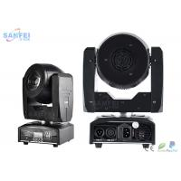 Buy cheap 60W LED Beam Moving Head Light / Led Stage Spotlights White Rainbow from wholesalers