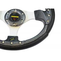 Quality Car Interior Parts Drag Racing Steering Wheel With Good Wear Resistance for sale