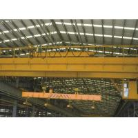Quality Electric Traveling Overhead Crane Bridge Crane with Carrier Beam Spreader Clamp for Sale for sale