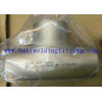 ASTM CuNi 90 /10  Tee Elbow Reducer JIS H3300 Grade C7060 1 4 3 2mm 3mm for sale