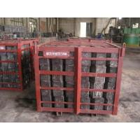 Buy Wear Steel Mill Liners Castings Cement Mill Liner DF039 Hardness More than HRC48 at wholesale prices