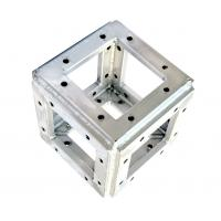Buy Aluminum Bolts 6 Ways Corner Lighting Truss Part For Exhibition Truss at wholesale prices