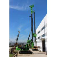 Buy cheap Max Torque 125kNm TYSIM KR125A Rotary Drilling Rig Marine Piling Machine with from wholesalers