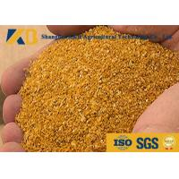 Quality Broiler Coloring Yellow Non Flavoured Protein Powder SGS Certificate for sale