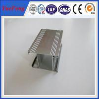 Quality custom extrusion profile aluminium Manufacturer / OEM aluminium extrusion for electronics for sale