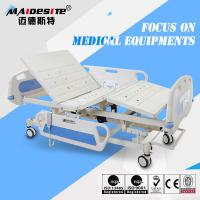 Quality 5 Functions Electric Hospital Bed For Home Nursing 250KG Load Capacity for sale