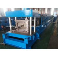 Quality Automatic Galvanized Cold Roll Forming Machine 380v 3 Phase 50 Hz Frequency for sale