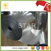 Buy cheap Good price aluminum foil bubble sheet thermal insulation material from from wholesalers
