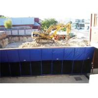 Quality Temporary Acoustic Barrier 40dB noise Reduction Waterproof and Fireproof for sale