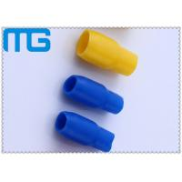 Quality Electrical Wire End Caps Colorful Vinyl Insulated Teleflex V2 Terminal Insulator for sale