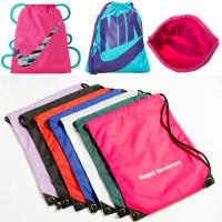 Quality elegant and graceful 100 polyester drawstring bags  selling well all over the world for sale