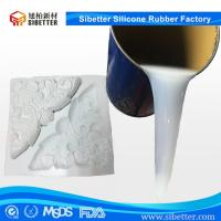 Quality Price of Silicone Rubber RTV2 for Decorative Gypsum Mold Making for sale