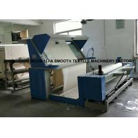 Quality Full Automatic Fabric Winding Machine 2400mm Detection Width ISO9001 Listed for sale