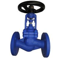 Quality Bellows sealed globe valves for sale