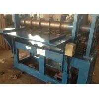 Buy 0.3mm - 3mm Accessory Equipment Galvanized Color Steel Coil Slitting And Cut To Length Machine at wholesale prices