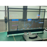 Quality Self Emission 3840x2160 Transparent LCD Screen OLED Backlight for sale