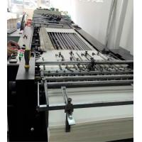 China Counter / QR Expiry Date Printing Machine With HP Printing System , 110V / 220V Power on sale
