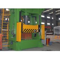 Quality 2 / 4 Uprights Type H Frame Hydraulic Press Machine 600 Ton For Plastics Moulding for sale